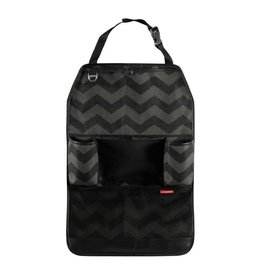 Skip Hop OTG Style Driven Backseat Organizer-Tonal Chevron
