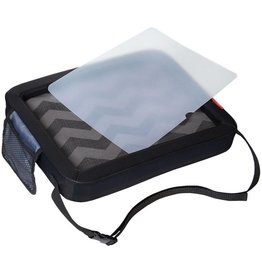 Skip Hop OTG Travel Activity Tray - Tonal Chevron