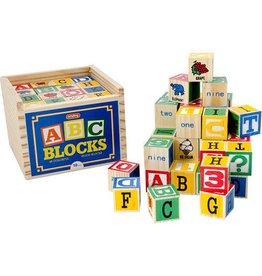 Schylling Alphabet Blocks 48 Pcs.