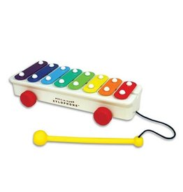 Schylling Fisher Price Pull A Tune Xylophone