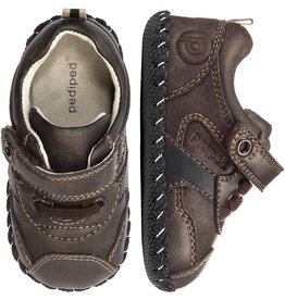 pediped Franklin Chocolate, 6-12