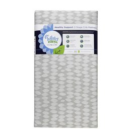 Lullaby Earth Lullaby Earth: Healthy Support Crib Mattress- Leaf