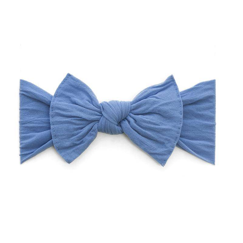 Baby Bling Bows Knot (Denim)