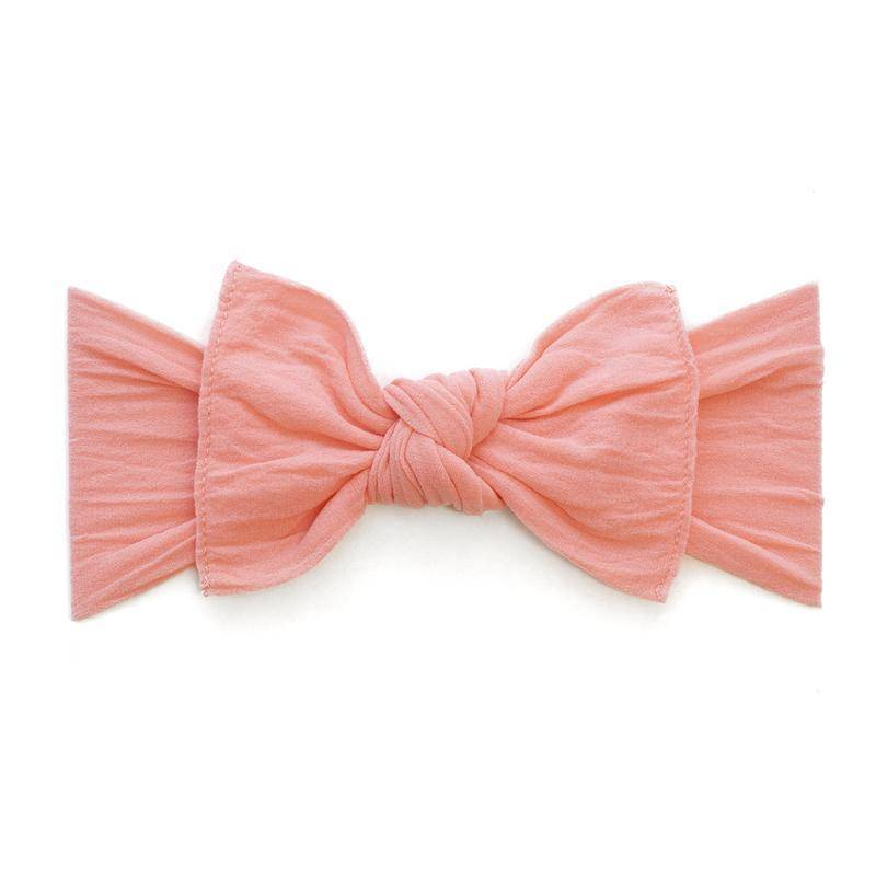 Baby Bling Bows Knot (Coral)