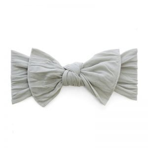 Baby Bling Bows Knot (Grey)