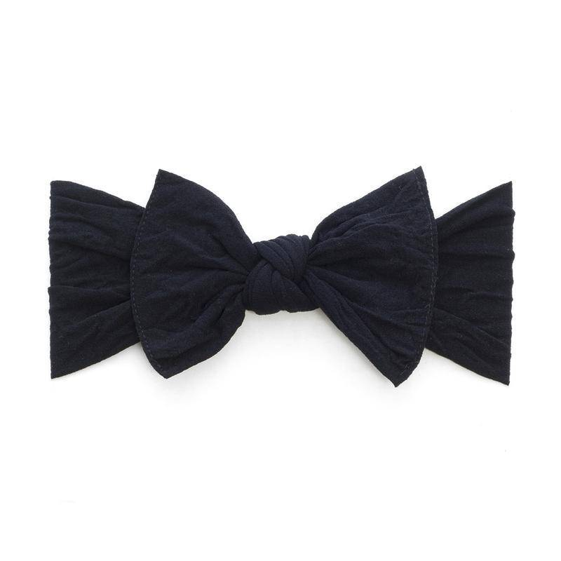 Baby Bling Bows Knot (Black)