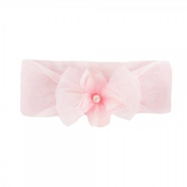 Baby Bling Bows Classic Pearl Small (Pink)