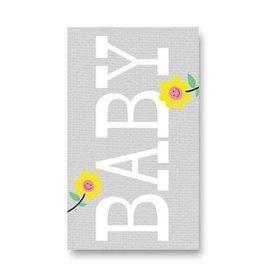 Rock Scissor Paper Enclosure Card - Big Baby