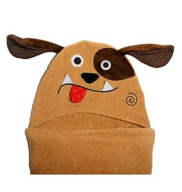 Zoocchini Duffy the Dog Hooded Towel - Kids