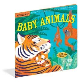 Workman Publishing Indestructibles: Baby Animals!