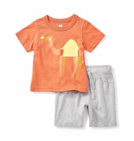 Tea Collection Hump Day Baby Outfit