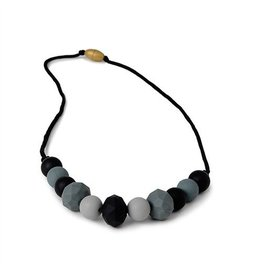 Chewbeads Chelsea Necklace, Black