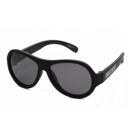 Babiators Aviator Black Ops - Black - Classic (Ages 3-5)