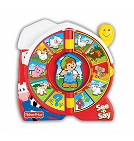 Schylling Fisher Price See N' Say