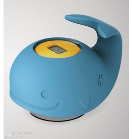 Skip Hop Floating Bath Thermometer - Moby Sky Blue