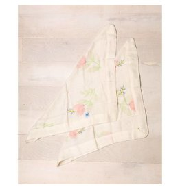 Little Unicorn Deluxe Muslin Security Blankets - 2 pack - Pink Peony