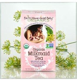 Earth Mama Angel Baby Organics Organic Milkmaid Tea Box
