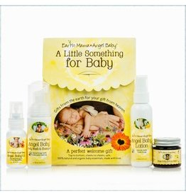 Earth Mama Angel Baby Organics A Little Something for Baby Gift Set