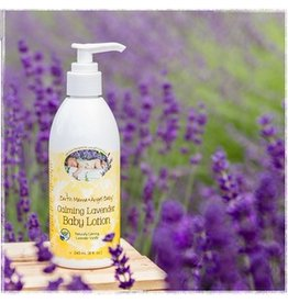 Earth Mama Angel Baby Organics Calming Lavender Baby Lotion