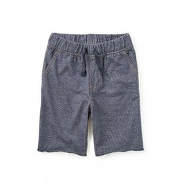 Tea Collection Denim Like French Terry Short