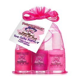 Piggy Paint Toe Tally Fancy Gift Set