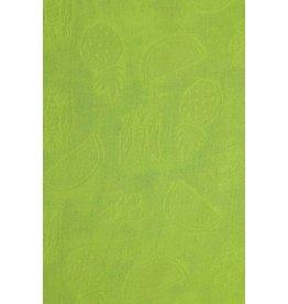 Tula Green Fruit Tula Blanket