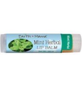 Earth Mama Angel Baby Organics Mint Herbal Lip Balm