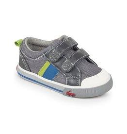 See Kai Run Russell (Toddler) Boys' Shoes Gray Denim