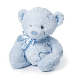 SB Blue My First Teddy Bear