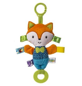 Mary Meyer Taggies Crinkle Me Squeaker - Fox