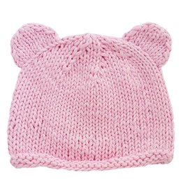 Huggalugs Teddy Pink Beanie