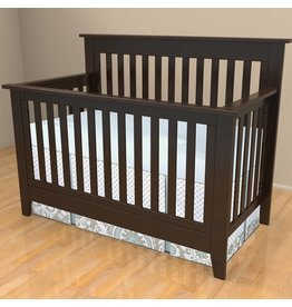Traditions Collection   Avery Crib Espresso (ES)