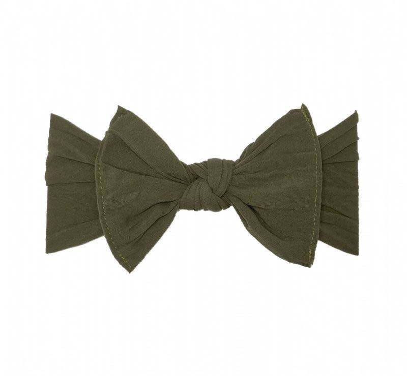 Baby Bling Bows Knot (Army Green)