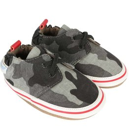 Robeez Boys Soft Soles Cool And Casual Camo