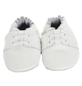 Robeez Boys Soft Soles Special Occasion White