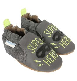 Robeez Boys Soft Soles Super Hero
