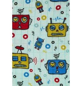 Tula Blanket - Zap - Print