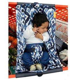 Binxy Baby Cart Hammock - Indigo