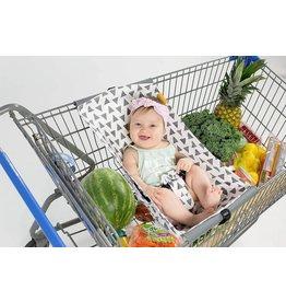 Binxy Baby Cart Hammock - Triangles
