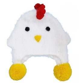 Huggalugs Chicken Beanie Hat