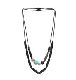 Chewbeads Brooklyn Collection Metropolitan Necklace - Black