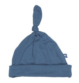 Kickee Pants Basic Knot Hat - Twilight