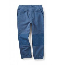 Tea Collection French Terry Moto Pants - Nautilus