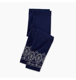 Tea Collection Graphic Capri Leggings - Twilight