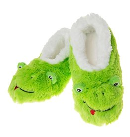 Snoozies Baby Furry Foot Pals - Frog