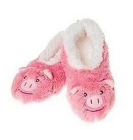 Snoozies Baby Furry Foot Pals - Pig