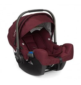 Nuna PIPA Infant Car Seat + Base Berry