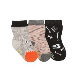 Robeez Baby Socks (Infant and Toddler), Dino Dan 3-Pack