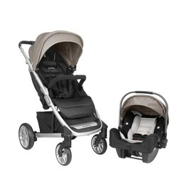 Nuna TAVO Travel System (Stroller + PIPA plus base) Aluminum