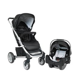 Nuna TAVO Travel System (Stroller + PIPA plus base) Caviar
